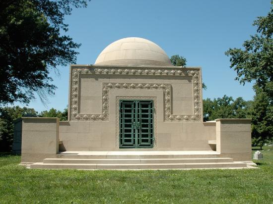 Bilde fra Bellefontaine Cemetery