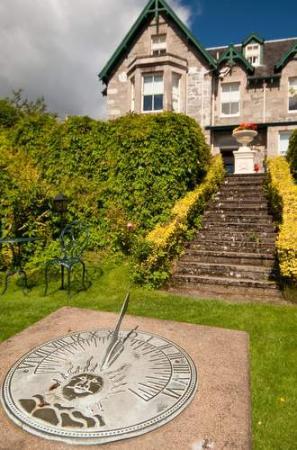 Craigroyston House and Lodge