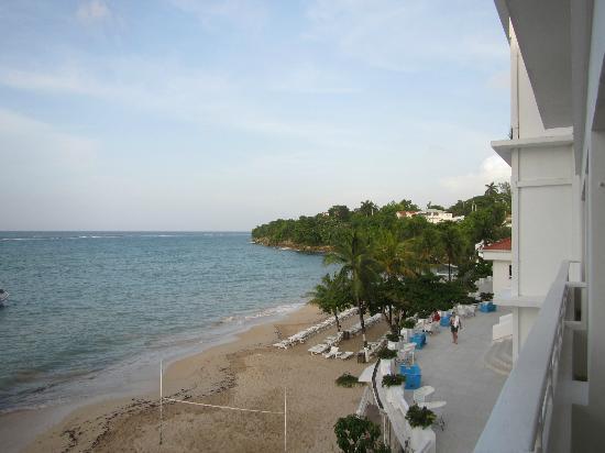 Couples Tower Isle: Ocean Room View