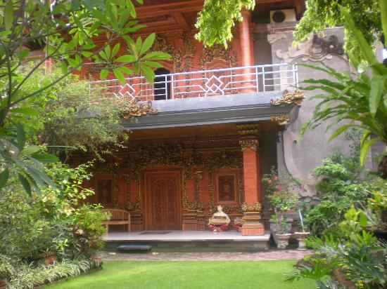 Masa Inn : traditional balinese rooms