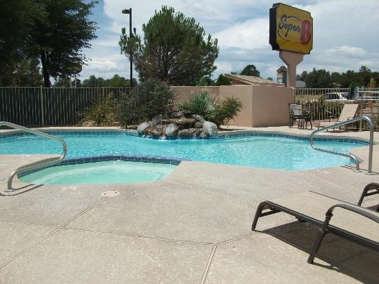 Super 8 Payson: Payson Super 8 Pool