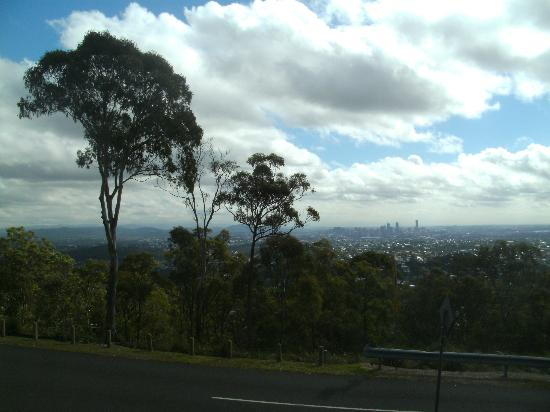 Mount Gravatt Lookout: Views from the top