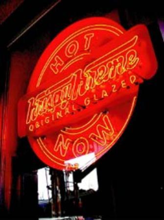 Krispy Kreme Doughnuts Photo
