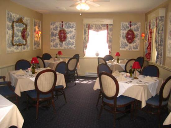 Emily's: Historic interior.