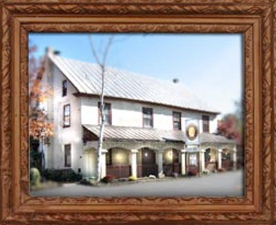 Emily's: Historic exterior.