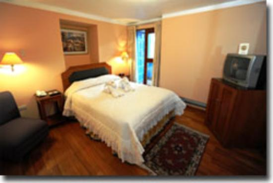 Del Prado Inn: Matrimonial Room
