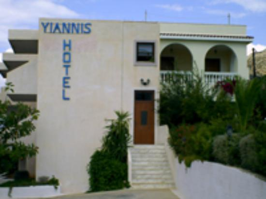 Yiannis Hotel