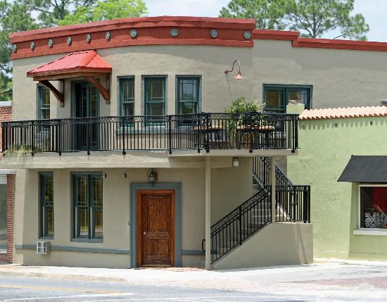 Our Place Hotel : Upscale lodging at a modest price.