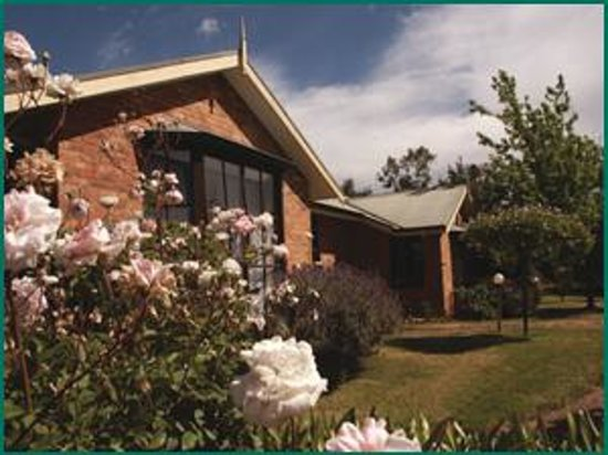 Corryong Country Inn : Outside motel