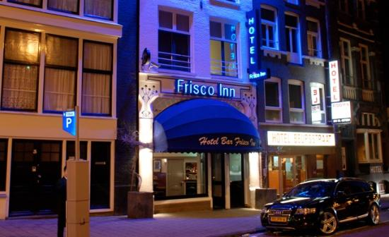 Photo of Frisco Inn Bar Hotel Amsterdam