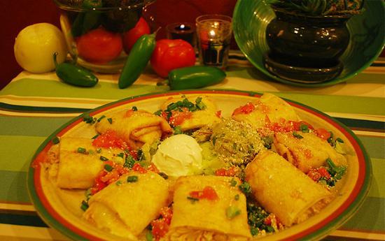 Mexican Food Lacey Washington
