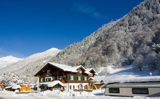 Alpengasthaus Muntafuner Stobli