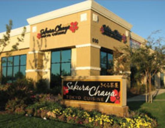 Sakura Chaya Restaurant Fresno Ca