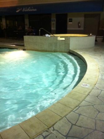 Hilton Jackson: pool