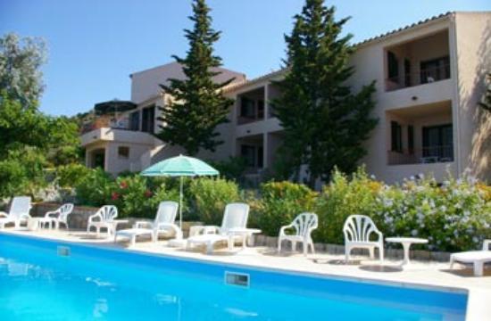 Les meilleurs prix pour votre s jour for Appart hotel ajaccio
