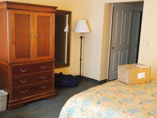 BEST WESTERN PLUS Landing Hotel : Our Room