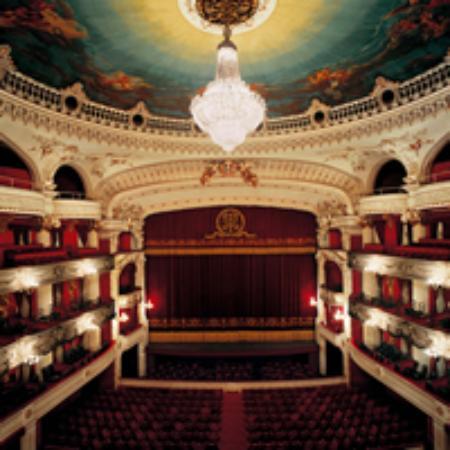 Municipal Theater (Teatro Municipal)