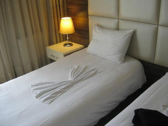 Suite Home Osmanbey Hotel: bed2