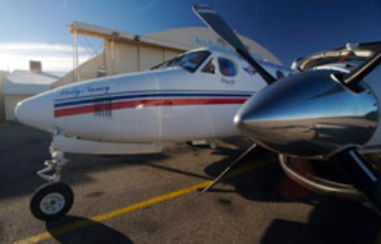 Royal Flying Doctor Service Visitors Centre, Dubbo: RFDS Kingair