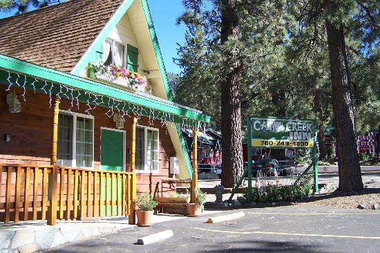 Canyon Creek Inn: Quaint and well kept.