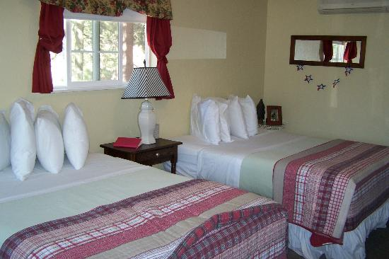 Canyon Creek Inn: Fresh and comfortable