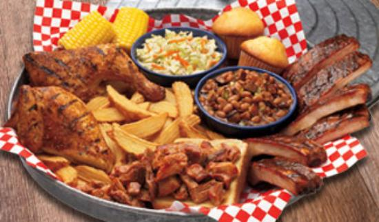 Best Bbq Restaurant Menu