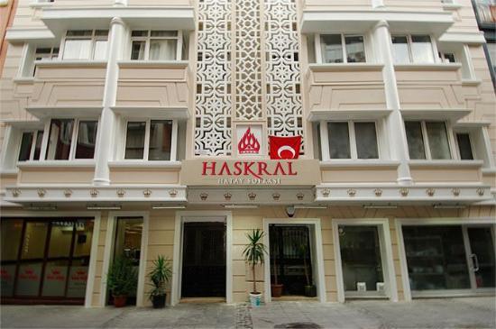 Haskral Hatay Sofrasi