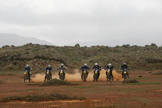 Backtrax Off Road Motorcycle Tours Foto