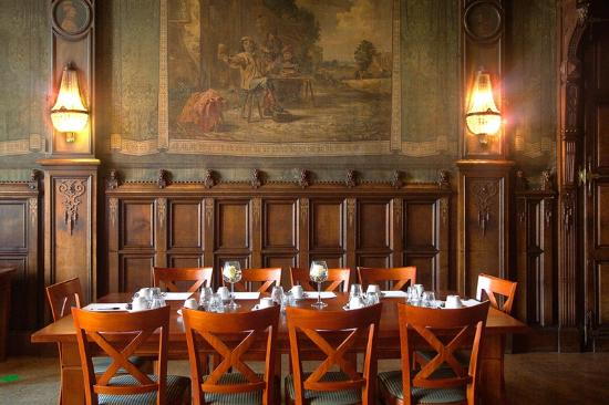 Hotel Rembrandt: Breakfastroom