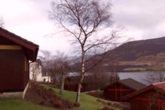 Lochearnhead Cottages & Log Cabins at Loch Earn