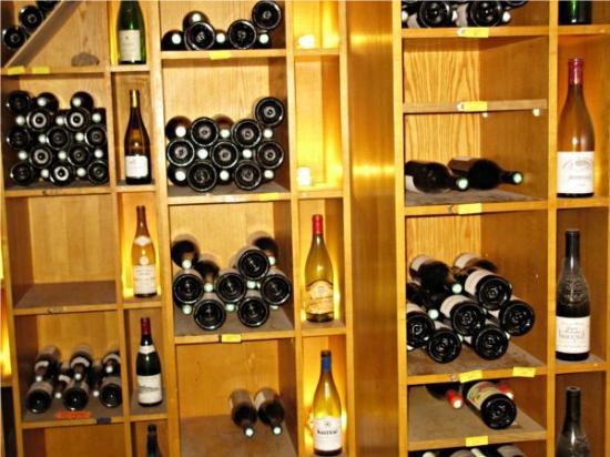 Le vin et l'assiette Photo