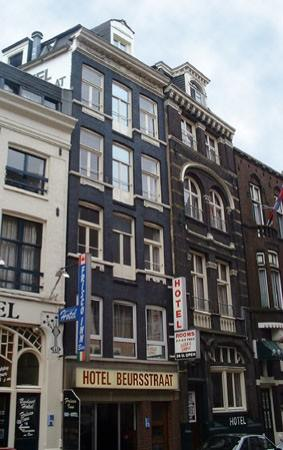 Hotel Beursstraat Amsterdam The Netherlands Reviews