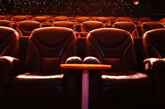 Dominion Cinema: Gold Screen 1