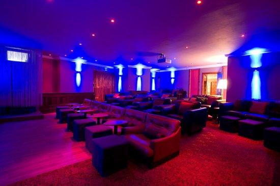 Dominion Cinema: Red Star Private Hire Lounge