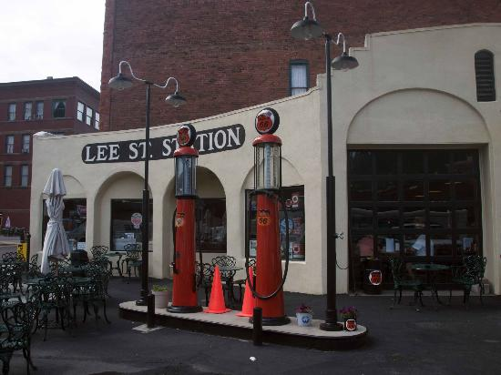 Martin Mason Hotel: Lee Street Station