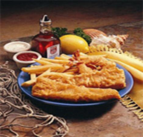 Killer tasting fried fish review of h salt fish chips for H salt fish chips