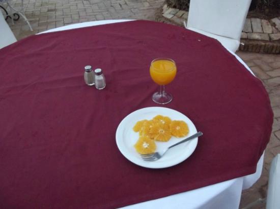 Hotel Ouarzazate Le Tichka: alimenti disponibili a colazione