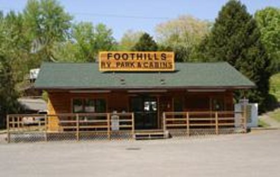 Foothills RV Park & Cabins