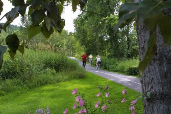 Стоу, Вермонт: Stowe Bike Trail