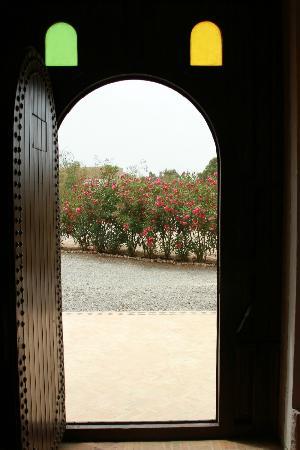 Villa Gonatouki: Front door