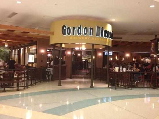 Gordon Biersch Brewery Restaurant Tysons Corner Menu Prices Reviews Tripadvisor