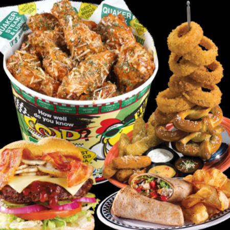 Quaker Steak And Lube Columbus Menu Prices Amp Restaurant Reviews Tripadvisor