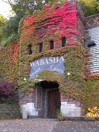 Wabasha Street Caves