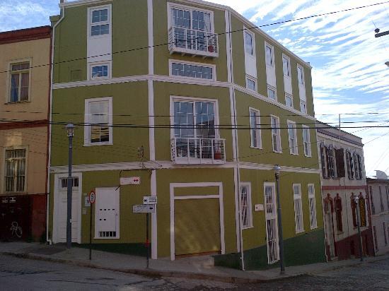 Casa Galos Hotel & Lofts : Casa Galos