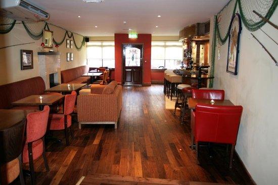 The Mayfly Hotel: Poachers Bar