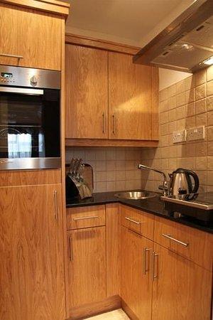 Hedley House Hotel: Studio kitchen