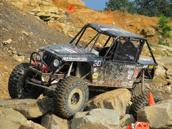 Bimbo's: Extreme Rock crawling Event Nearby