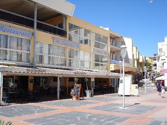 Hotel Sablotel Aufnahme