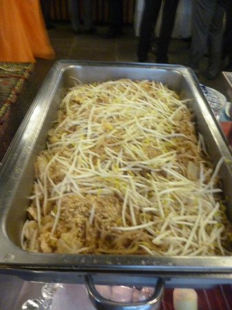 Coconut T: Pad Thai - Noodle stay frind