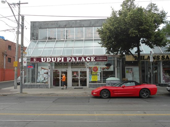 Photo of Indian Restaurant Udupi Palace at 1460 Gerrard St E, Toronto M4L 2A3, Canada